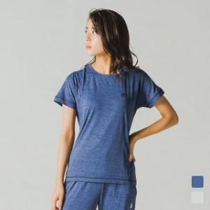 アディダス レディース 半袖Tシャツ WIDヘザーS/STEE (CX4450) adidas