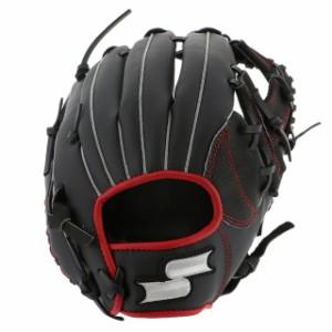 SSK 少年野球 軟式用 野球グラブ (SMJG8124) ジュニア オールラウンド用 軟式野球 グローブ 野手用 右投げ用 エスエスケイ