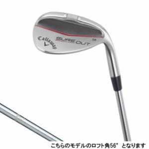 キャロウェイ SURE OUT ゴルフ ウェッジ N.S.PRO 950 GH S 56゚ 2018年モデル メンズ Callaway