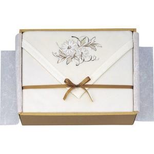 【送料無料】【47%OFF】ホワイトカシミヤ混毛布(毛羽部分) HK-5200[ギフト 引き出物 引出物 結婚内祝い 出産内祝い引越し ご挨拶 お返