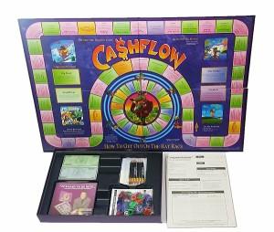 キャッシュフローゲーム 101 金持ち父さん 英語版 並行輸入品 cashflow