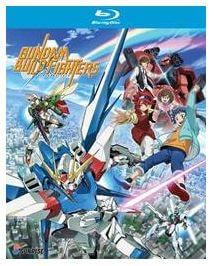 ガンダムビルドファイターズ 第1作 BD (全25話 北米版) Blu-ray ブルーレイ【輸入品】
