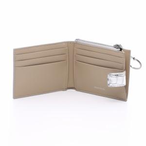【セット品】OMNIA オムニアークロコ 2つ折り カードケース レディース 小銭入れ パスケース カード入れ 定期入れ クロコダイル