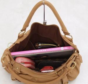 全4色 2WAYショルダーバッグ/トートバッグ/マザーズバッグ/鞄/バッグ PUレザー bag2743