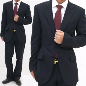 2018夏新作 結婚式 メンズスーツ アジャスター付き 2つボタン シングル ビジネス ローライズ st134519
