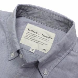 ヘルスニット Healthknit Product 長袖 シャツ オックスフォード 長袖シャツ おすすめ カットソー シャンブレー メンズ 売れ筋 HKS-805