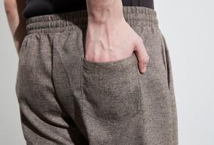 テーパードパンツ ストレッチ ズボン パンツ 韓国 ブランド 新作 おすすめ メンズ カラバリ 無地 シンプル 人気 コーデ TP-0001