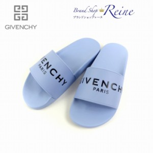 新品 ジバンシィ【GIVENCHY】 ロゴ フラット スライド サンダル #40