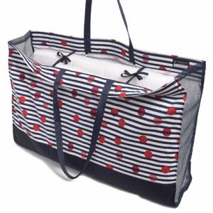 お布団バッグ マリンドロップス 日本製 N1012900