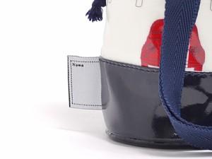 ペットボトルホルダー ラミネート 夢色ドライブはフレンチカラー(生成) 日本製 N3763600