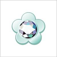 お名前シール(my目じるし アイロン伸縮 96ピース) ダイヤモンド 日本製 N6442904