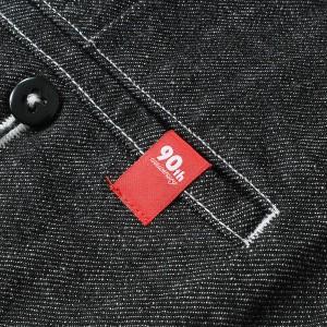 BEDWIN(ベドウィン) ×DICKIES トリップスタークロップドチノパンツ(TRIPSTER) 美品 ブラック 2 【K1657】