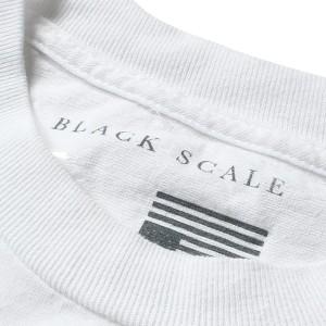 BLACK SCALE(ブラックスケール) FUNERALロゴグラフィックTシャツ(FUNERAL Tee) ホワイト M 【K1788】