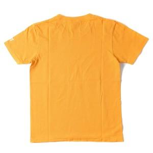 TMT (ティーエムティー) 15S/S チャイルド&サーフィンフォトTシャツ(S/S ラフィー天竺TEE) イエロー S 【K1669】【新品】