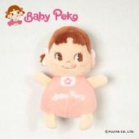 送料無料 ベビーおもちゃ BabyPeko がらがらベビーペコちゃん BPR-016