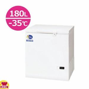ダイレイ スーパーフリーザー D-201D(-35℃) 180L(送料無料、代引不可)