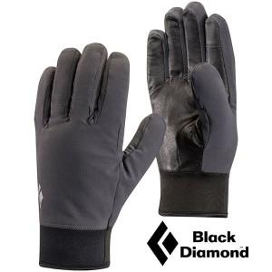 ブラックダイヤモンド グローブ BD71620(ブラック)ミッドウェイトソフトシェル MIDWEIGHT SOFTSHELL GLOVES グローブ/手袋 メンズ レデ