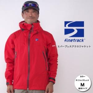 ファイントラック ジャケット メンズ FAM0701 エバーブレスアクロジャケット ハードシェル アウターシェル 雪山登山