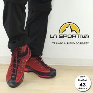 スポルティバ 登山靴 SPRT11N トランゴ アルプ エボ GORE-TEX TRANGO ALP EVO GORE-TEX トレッキングシューズ 縦走登山 メンズ