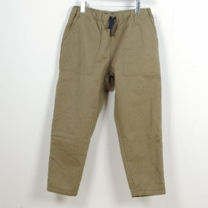 マウンテンイクイップメント キルティッドファティーグパンツ ME425428 メンズ/男性用 パンツ Quilted Fatigue Pants 2017年秋冬新作