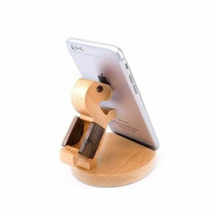 送料無料天然木 ウッド 木製スタンド スマホスタンド 小物スタンド スマートフォンスタンド デスクスタンド 卓上 スマホ スタンド 携帯電
