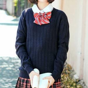 「女子高生 セーター」の画像検索結果