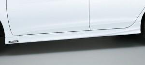HONDA ホンダ 純正 GRACE グレイス ロアスカート サイド用 プレミアムクリスタルレッドメタリック 2016.12〜仕様変更 08F04-T9P-0H0