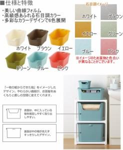 カタス ハコ Sサイズ (KH-S) 1個入 日本製 収納ボックス 収納ケース 衣装ケース 衣装ボックス ランドリー キッチン