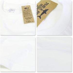 メール便 送料無料 7MILE OCEAN メンズ 半袖 Tシャツ プリント クルーネック ヘビーウェイト ロゴ だまし絵 おもしろ アメカジ
