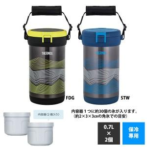 サーモス 真空断熱アイスコンテナー 氷専用 FHK-2200 the16ss bottle