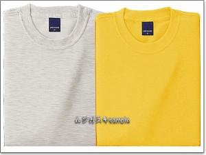 エアレット クルーネック Tシャツ 4L-5L日本製/白/赤/青/黒/緑/茶色/黄色/イエロー/ピンク/オレンジ/紺/紫【MSD010】【5000010】