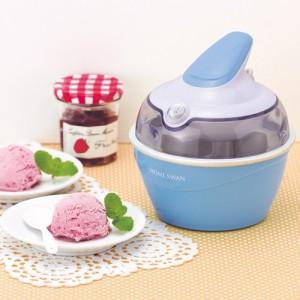 新津興器 アイスクリームメーカー/SIC-25/家庭用品、調理家電、アイスクリームメーカー