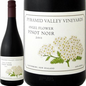 ピラミッド・ヴァレー・ヴィンヤーズ エンジェル・フラワー・ピノ・ノワール 2012【ニュージーランド 赤ワイン 750ml ミディアムボディ