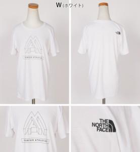 THE NORTH FACE ノースフェイス レディース Tシャツ MA LOGO TEE 半袖 NTW31874