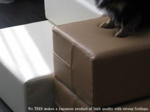 愛犬家が作った ドッグステップ「CHITO-Lサイズ」【L 犬 階段 ステップ スロープ クッション ベッド ソファ カドラー ヘルニア 介護  誕