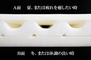 上質な日本製 あの「バランスふとん」ダブル【マットレス 3つ折り 高反発 折りたたみ かため 薄型 薄い 軽量 バランスマットレス 三つ折