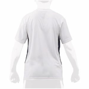 MIZUNO(ミズノ) ジュニア・ベースボールシャツ 野球&ソフトボール アパレル 継続品 12JC7L8101