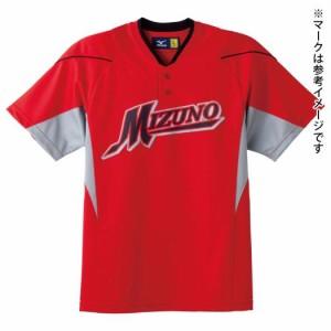 MIZUNO(ミズノ) ハーフボタン・小衿タイプ 野球 アパレル ユニセックス 男女兼用 52MW45162