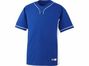 アシックスベースボール(asics/野球) ベースボールシャツ BAD021-4301