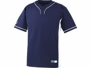 アシックスベースボール(asics/野球) ベースボールシャツ BAD021-5001
