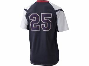 大特価 アシックスベースボール(asics/野球) オールウエザープラクティスシャツ BAD102-0150