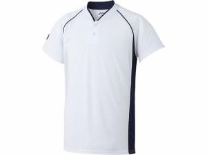 アシックスベースボール(asics/野球) Jr.ベースボールシャツ(ジュニア) BAD11J-0150