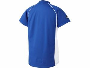 アシックスベースボール(asics/野球) Jr.ベースボールシャツ(ジュニア) BAD11J-4301