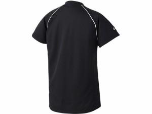 アシックスベースボール(asics/野球) Jr.ベースボールシャツ(ジュニア) BAD11J-9090