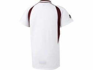 アシックスベースボール(asics/野球) Jr.ベースボールシャツ(ジュニア) BAD12J-0126