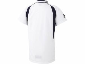 アシックスベースボール(asics/野球) Jr.ベースボールシャツ(ジュニア) BAD12J-0150