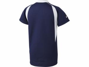 17SS アシックスベースボール(asics/野球) Jr.ベースボールシャツ(ジュニア) BAD12J-5010