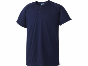 17SS アシックスベースボール(asics/野球) Jr.ベースボールシャツ(ジュニア) BAD13J-50