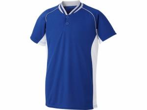 アシックスベースボール(asics/野球) Jr.ベースボールシャツ(ジュニア) BAD20J-4301