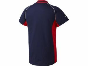 アシックスベースボール(asics/野球) Jr.ベースボールシャツ(ジュニア) BAD20J-5023